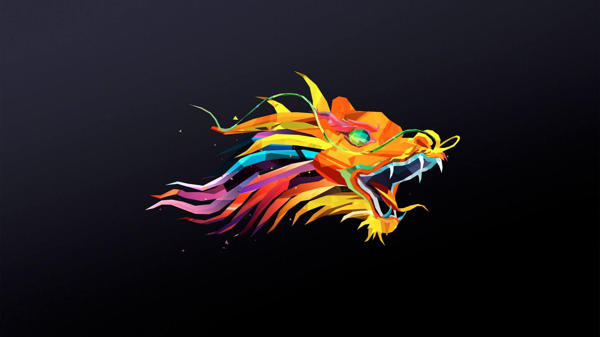 The Dragon Wallpaper for Desktop 1920 x 1080 1920x1080