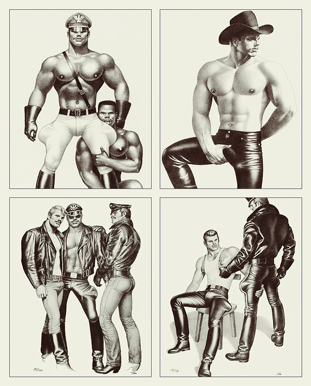 Tom Of Finland Daddy   Hot Girls Wallpaper 640x794
