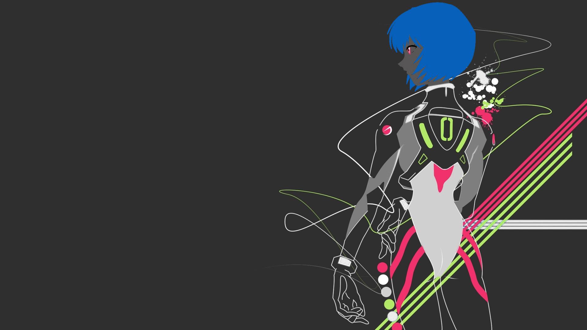 Neon Genesis Evangelion Wallpaper HD - WallpaperSafari