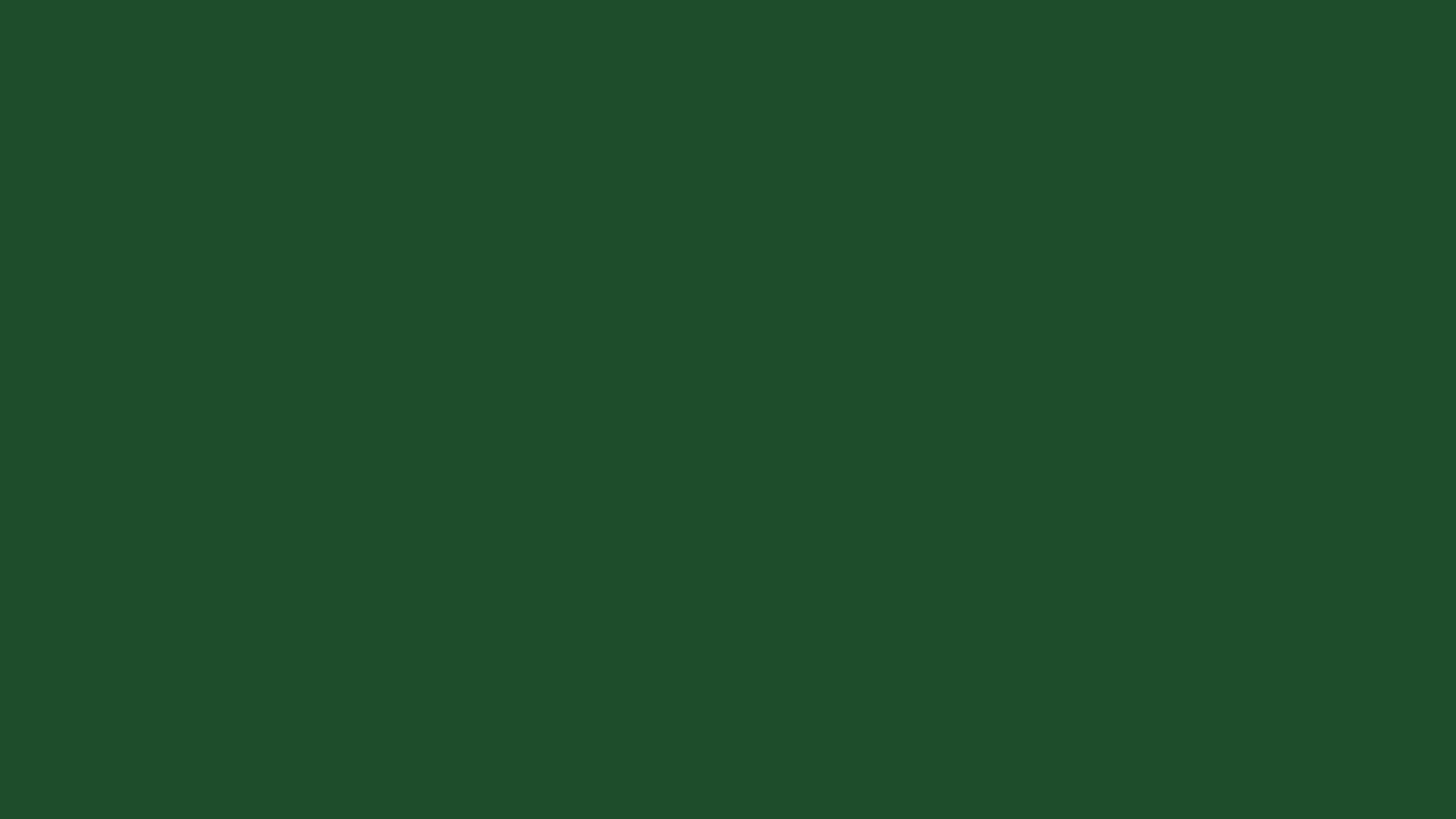 3840x2160 Cal Poly Green Solid Color Background 3840x2160