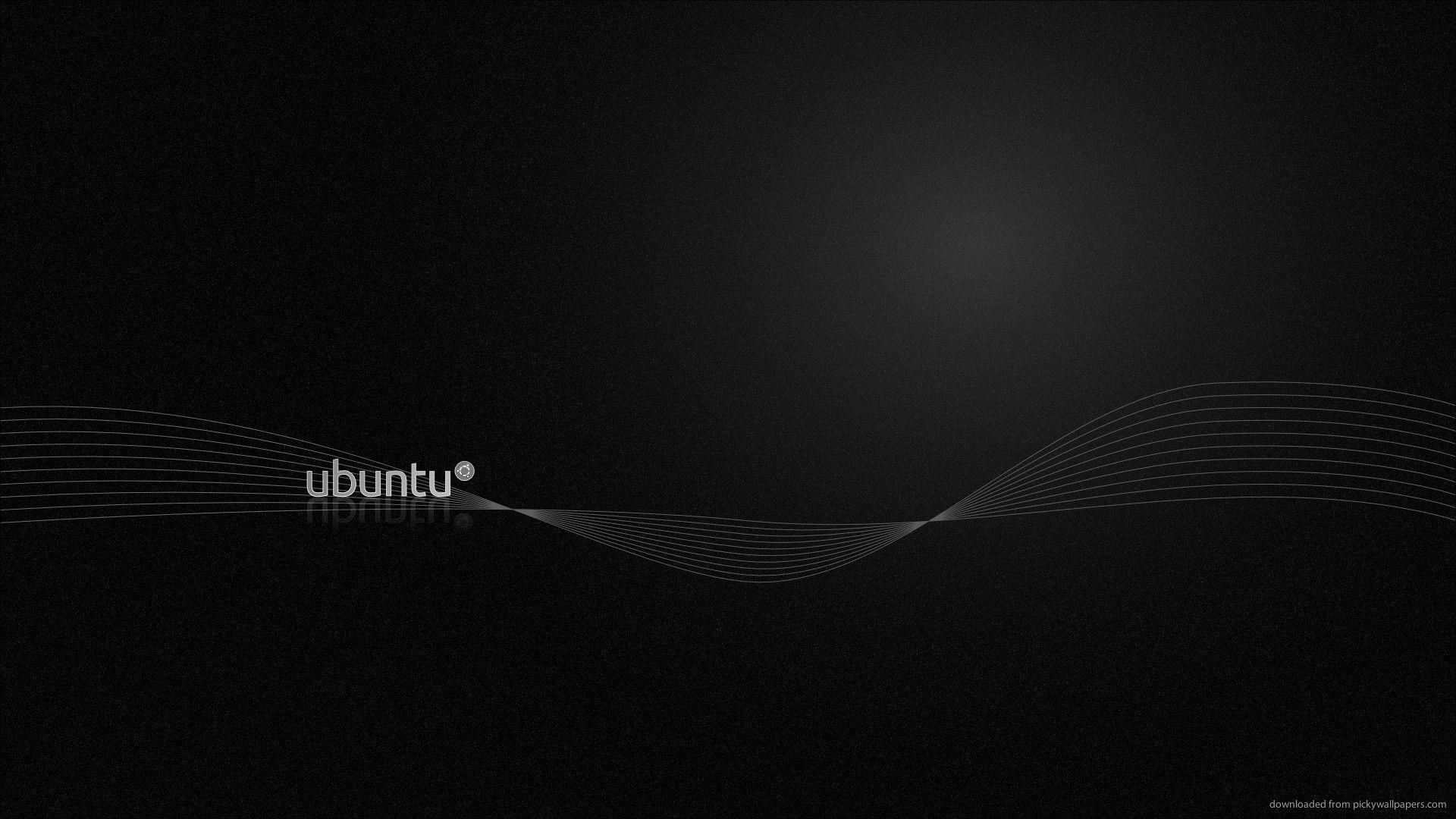 Dark Ubuntu Wallpapers 1920x1080