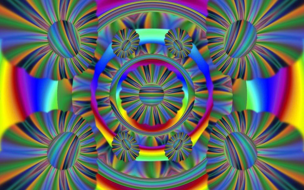 Acid Trip Wallpaper Acid trip 2010 by wretched 1024x640