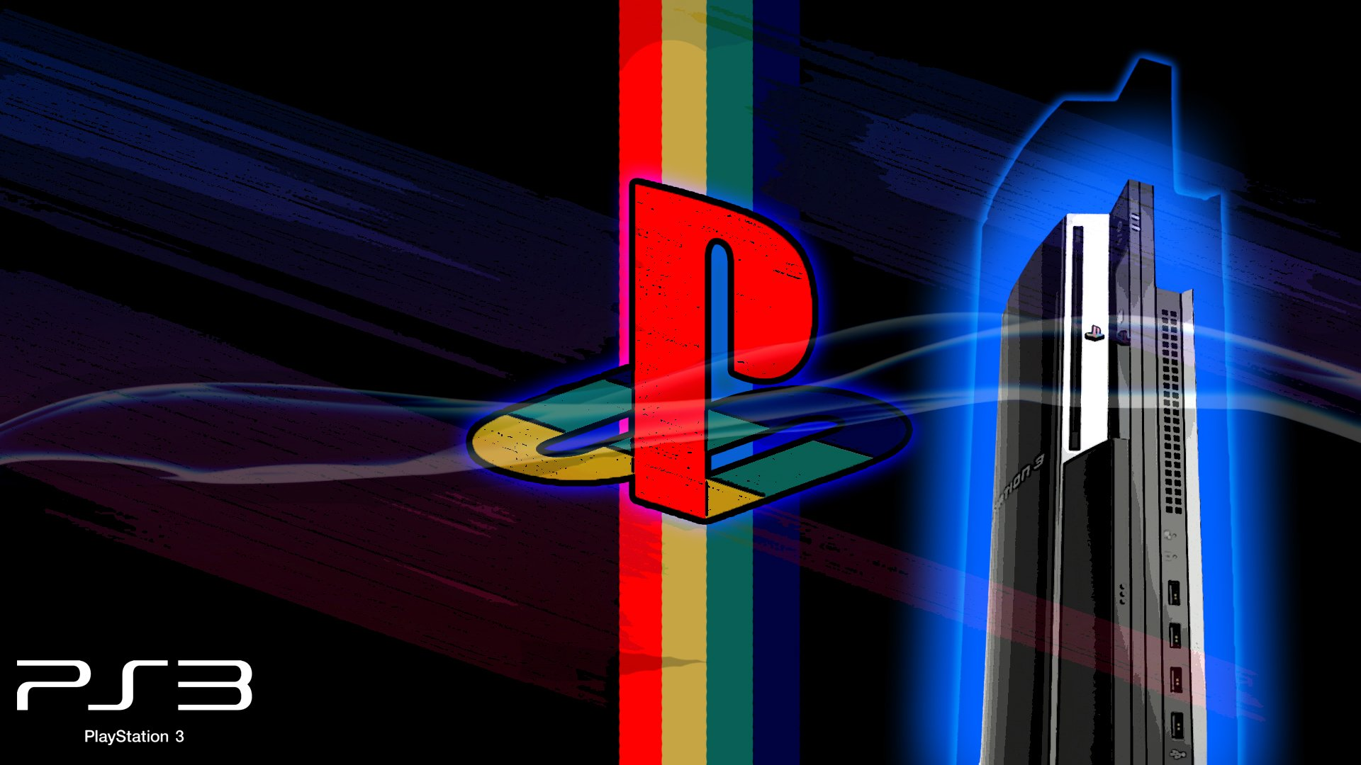 playstation logo wallpaper wallpapersafari