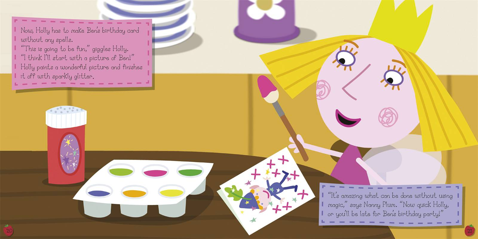 Ben and holly wall stickers image collections home wall ben and holly wall stickers image collections home wall ben and holly wall stickers gallery home amipublicfo Images