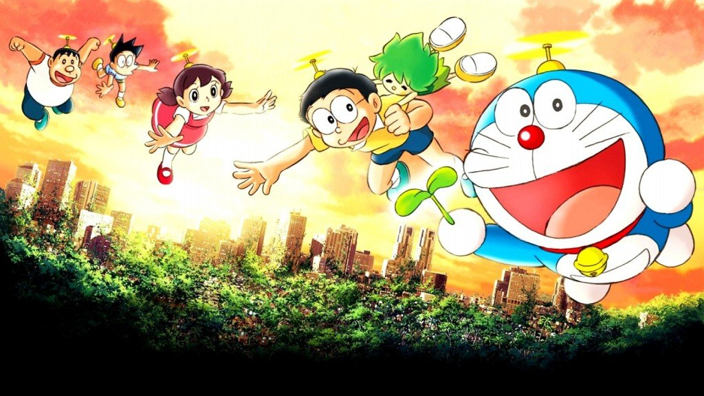 46 Wallpaper Doraemon Untuk Laptop On Wallpapersafari
