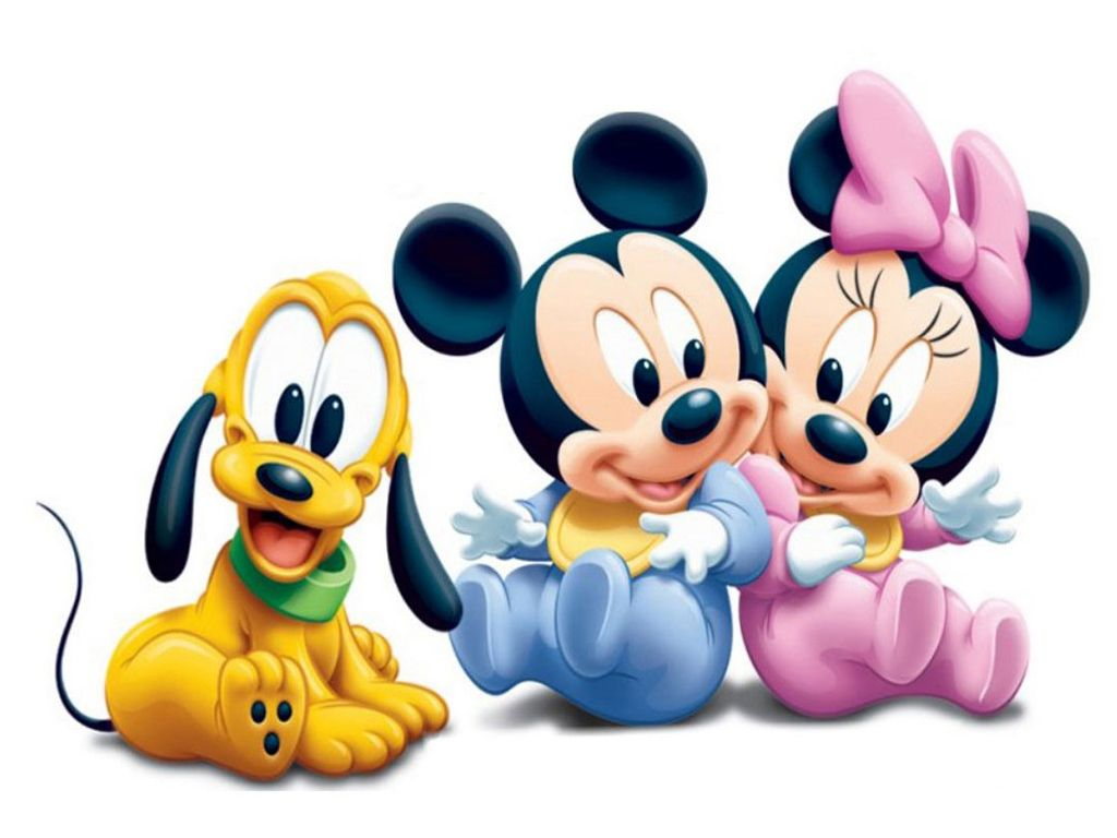 49 Baby Mickey Mouse Wallpaper On Wallpapersafari
