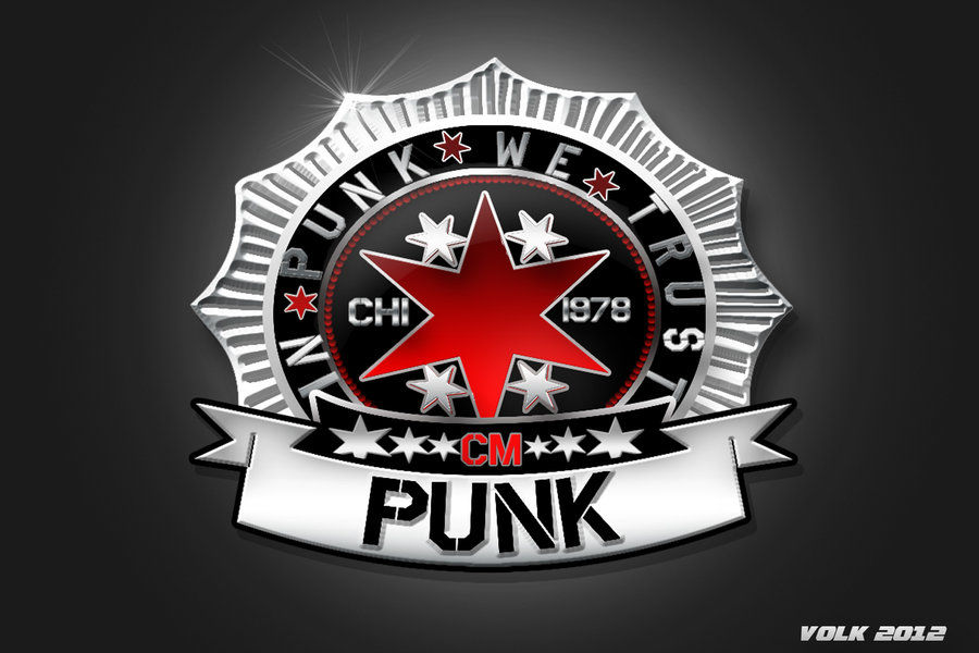 cm punk logo by aldebaran2003 900x600