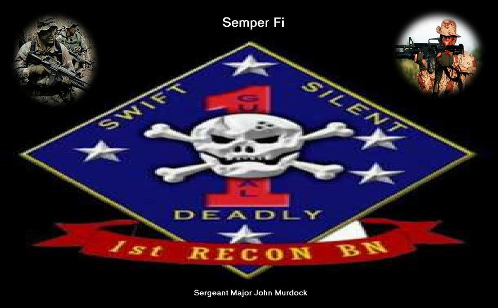Force Recon Wallpaper Usmc 1st Recon bn Wallpaper 969x600