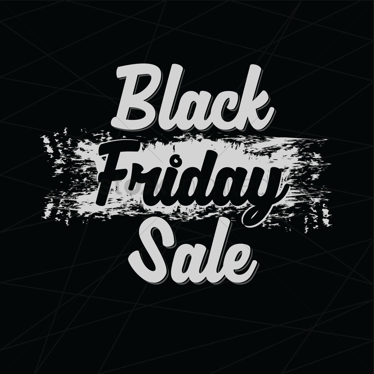 Black friday sale wallpaper Vector Image   1584115 StockUnlimited 1300x1300