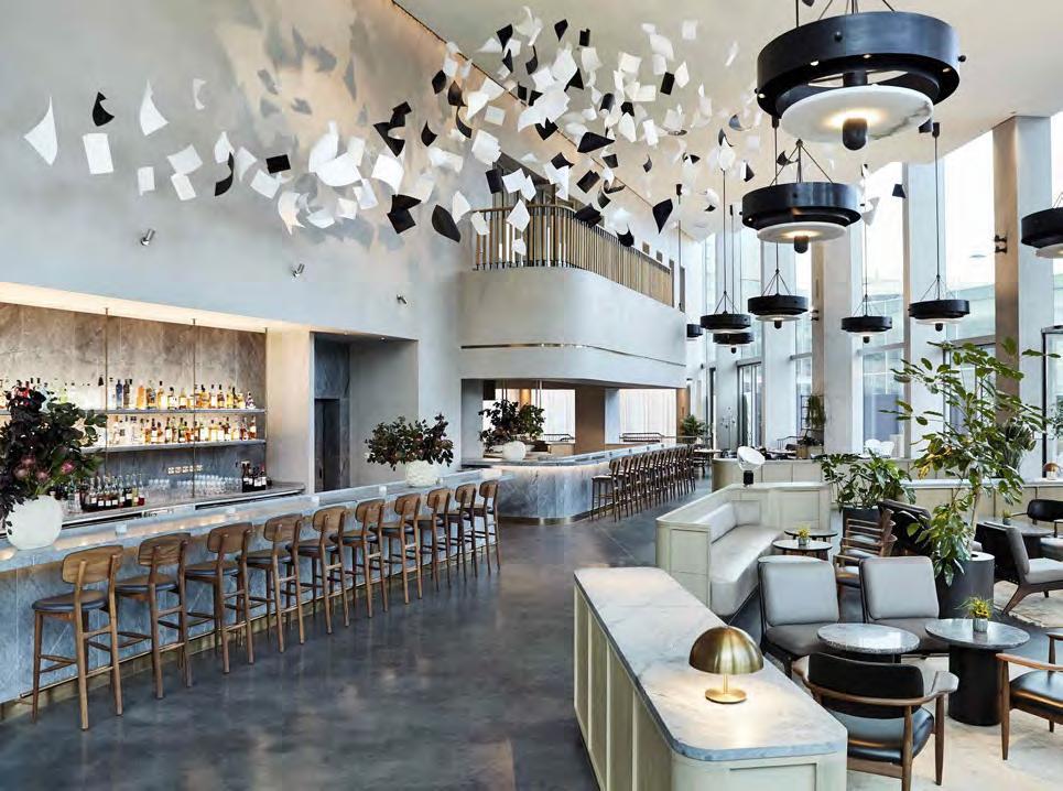 Wallpaper Design Awards 2020 Best New Hotel Shortlist Wallpaper 965x718