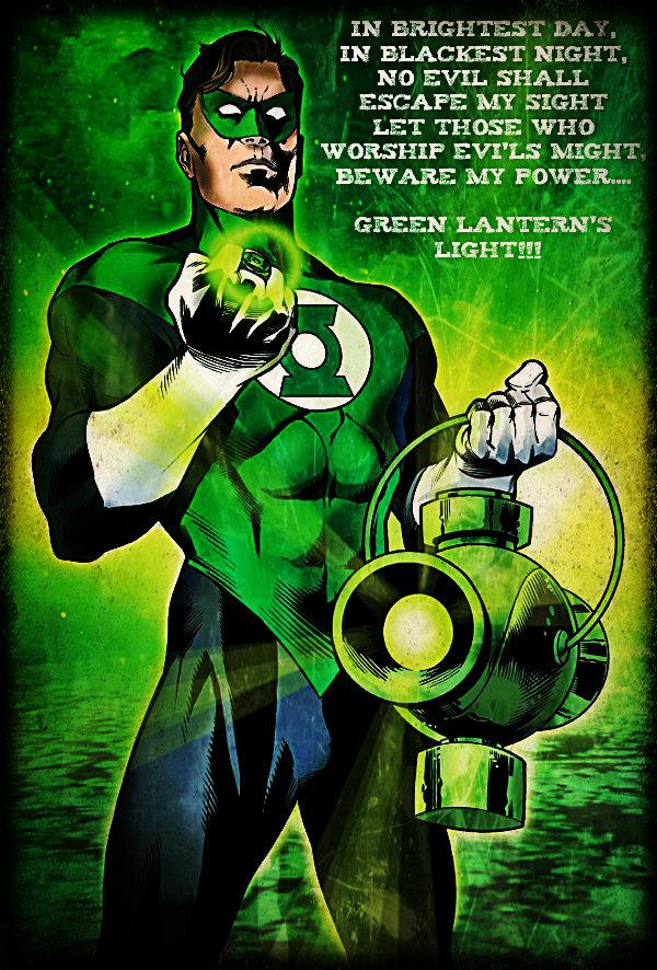 green lantern oath wallpaper - photo #40