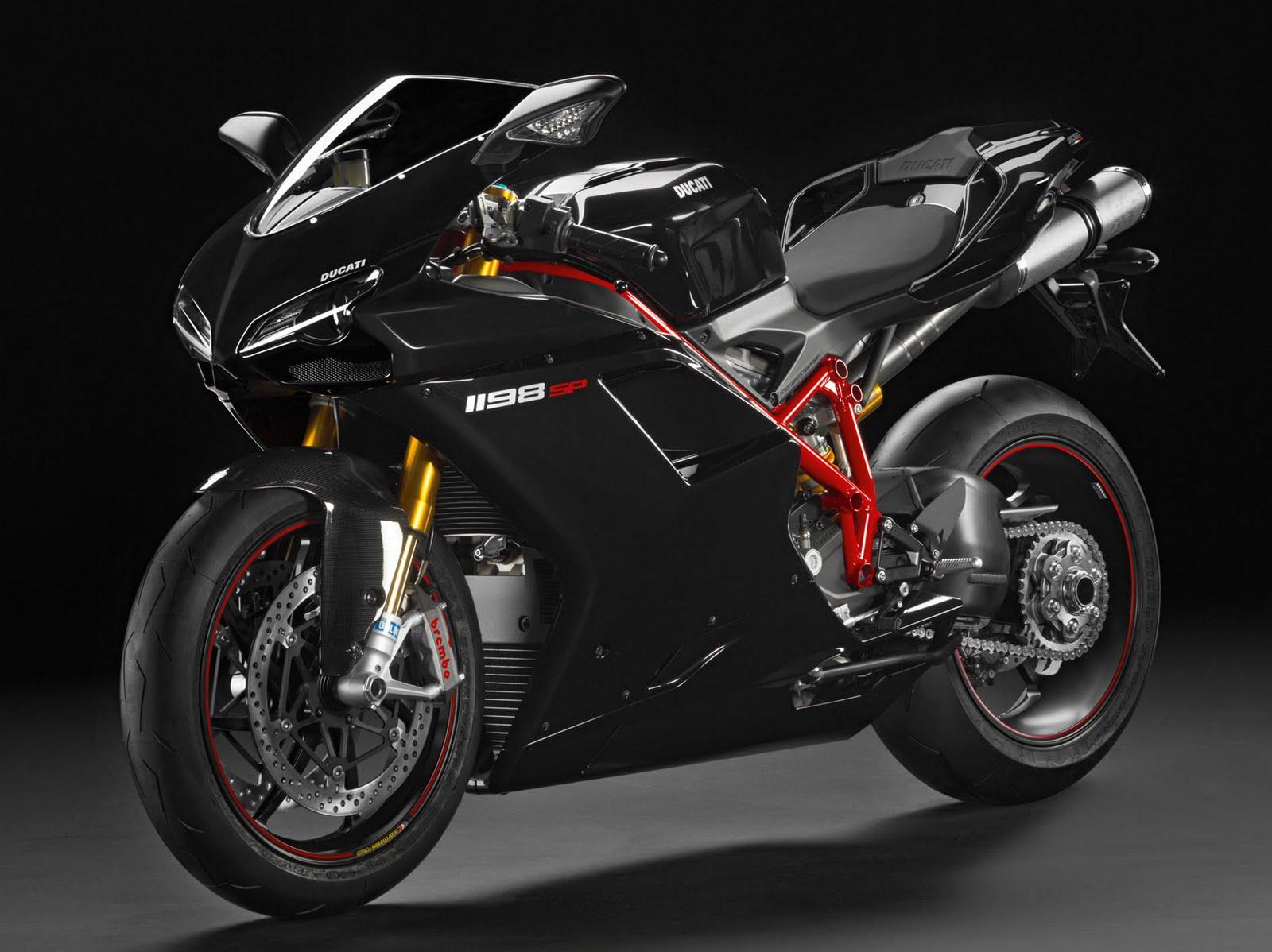 Top Motorcycle Wallpapers 2011 Ducati 1198SP Superbike 1600x1198