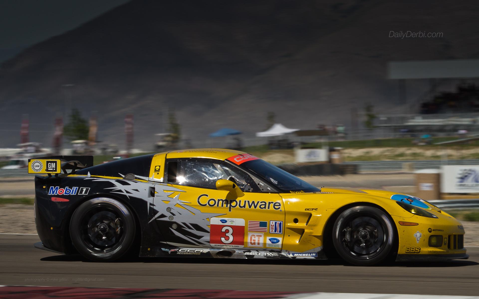 Weekend Wallpaper 3 Corvette Racing C6R The Daily Derbi 1920x1200
