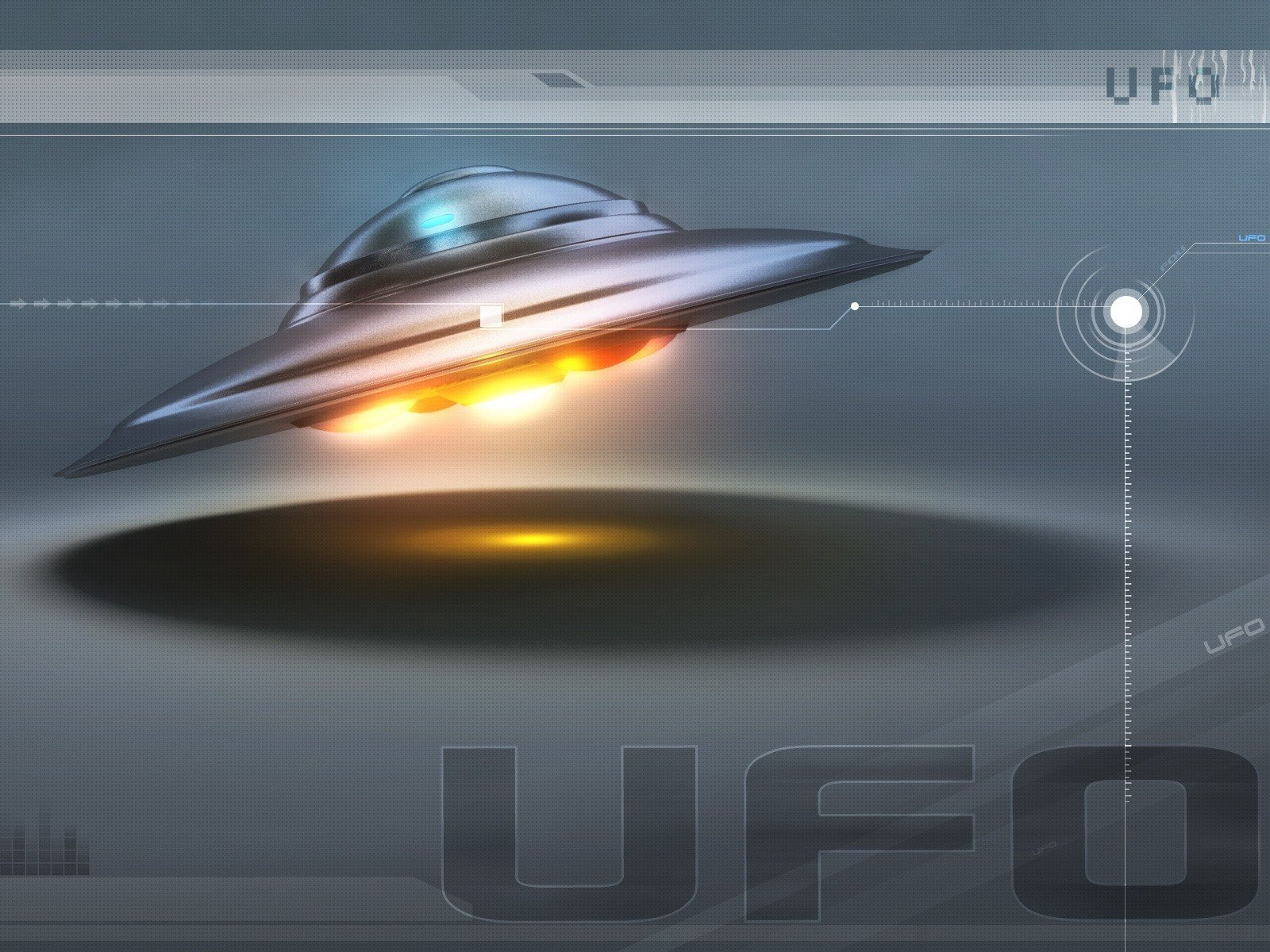 are viewing ufo hd wallpaper color palette tags ufo category general 1600x1200