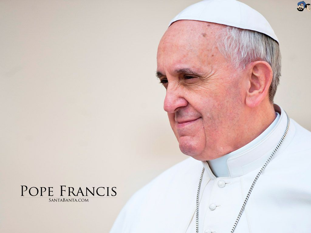 Pope Francis Wallpapers   Top Pope Francis Backgrounds 1024x768