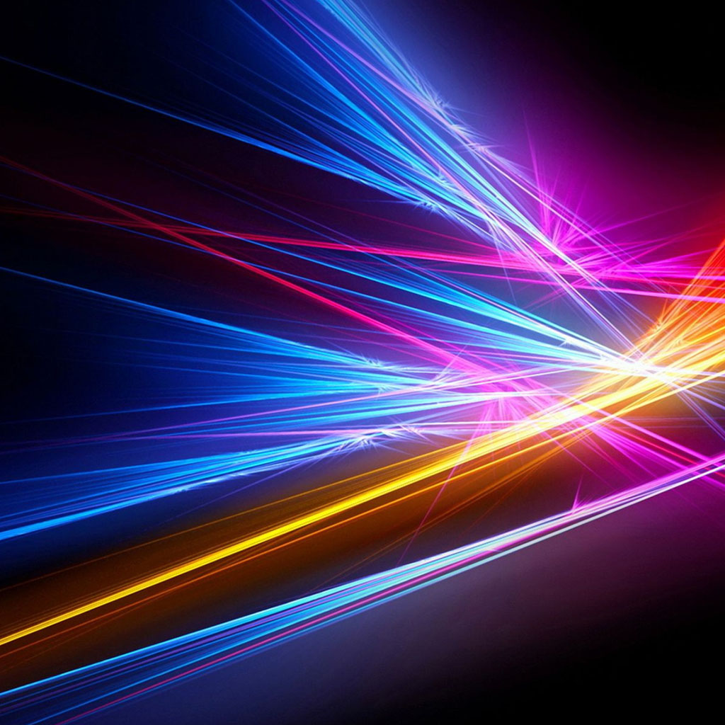 [46+] Colorful Wallpaper With Black Background On