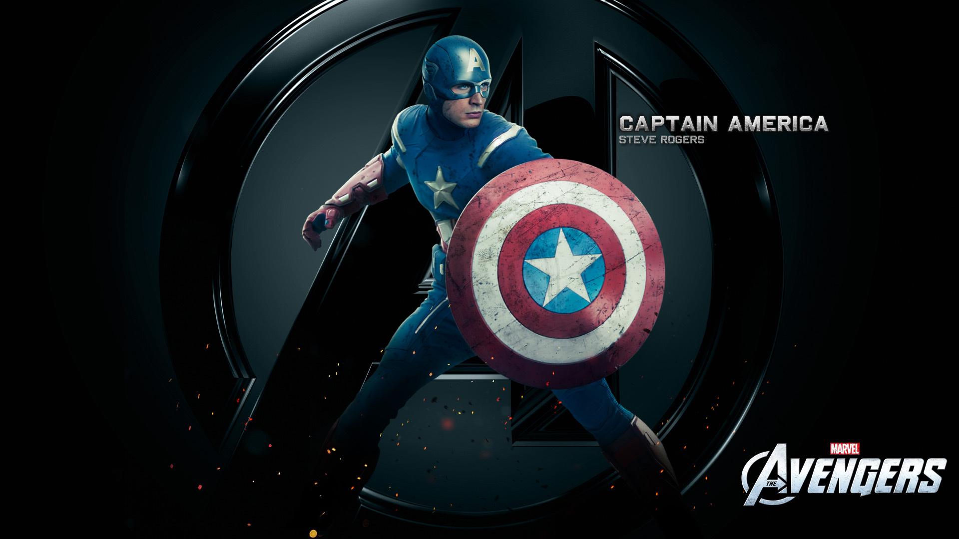 Captain America Steve Rogers Wallpaper   Wallpaper High 1920x1080