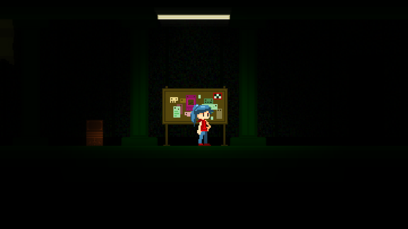 Seen a reference to Yume Nikki in Dreaming Sarah This game 1600x900