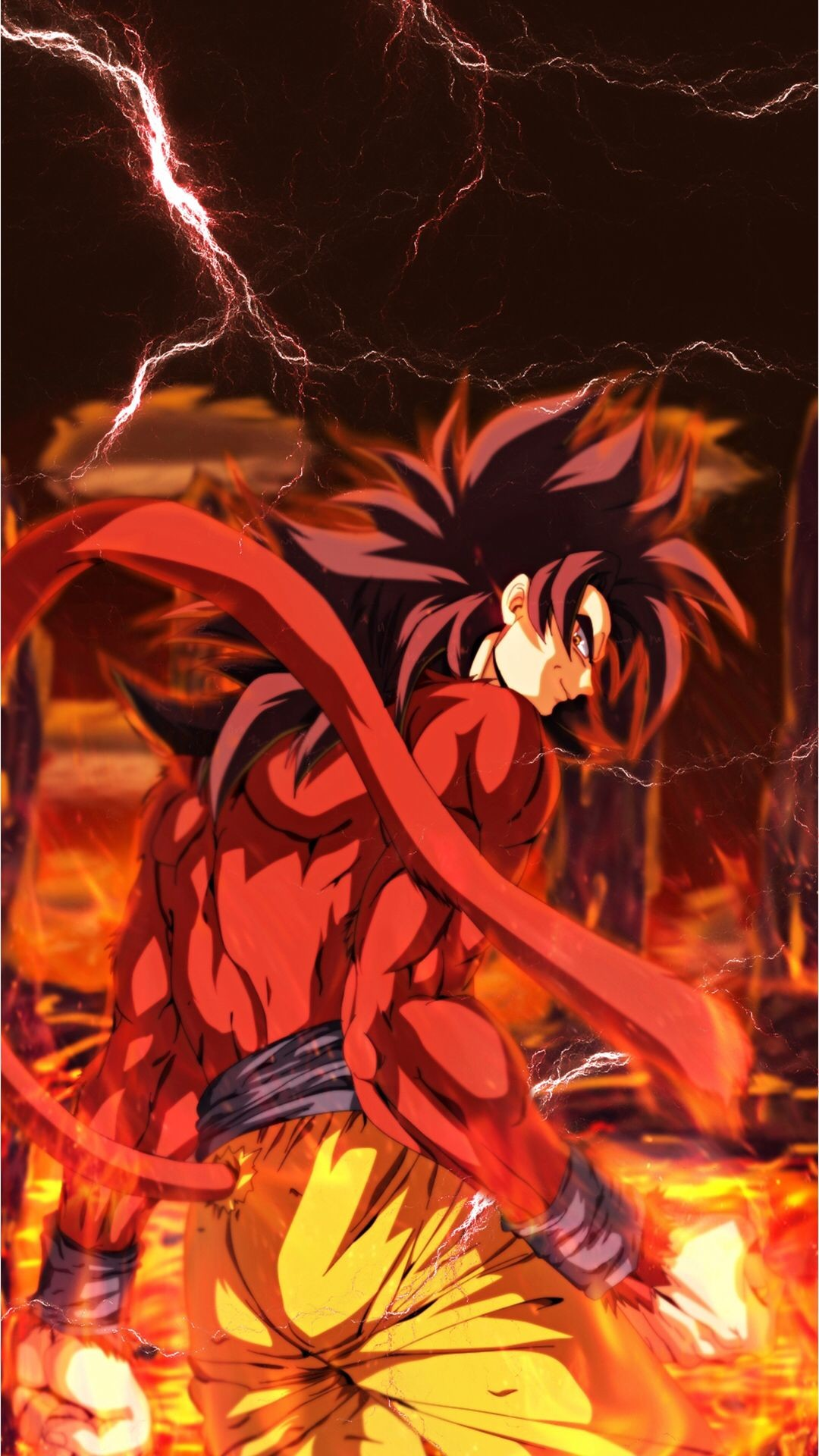 77 Goku Iphone Wallpapers on WallpaperPlay 1080x1920