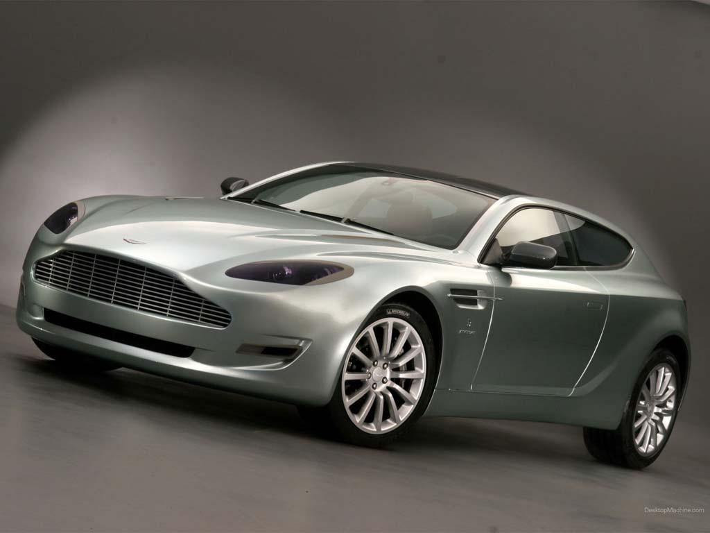 Aston Martin Vanquish Bertone Papel de Parede   Wallpaper 1024x768
