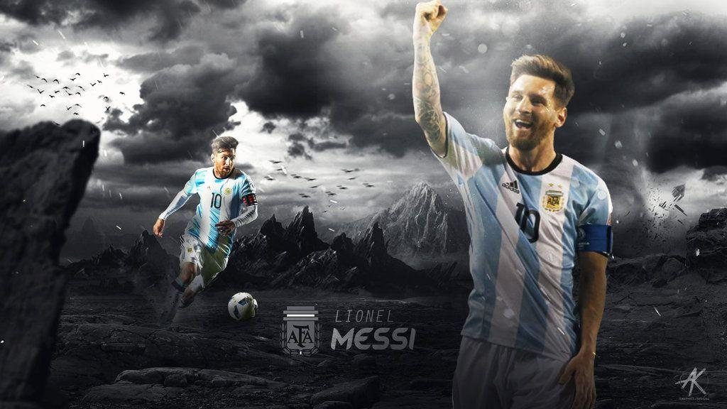 Messi Backgrounds 2017 1024x576