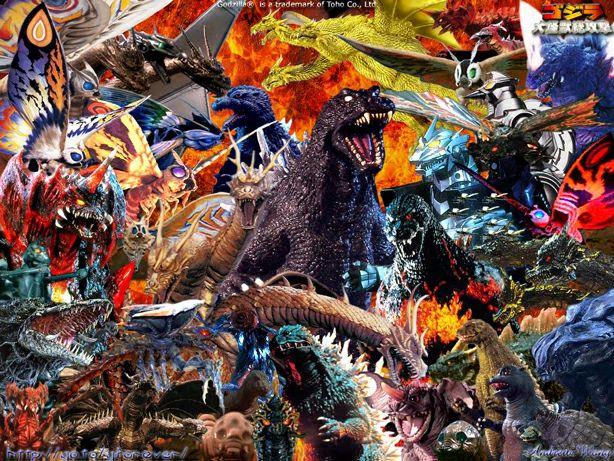 Godzilla wallpaper 6jpg 614x461