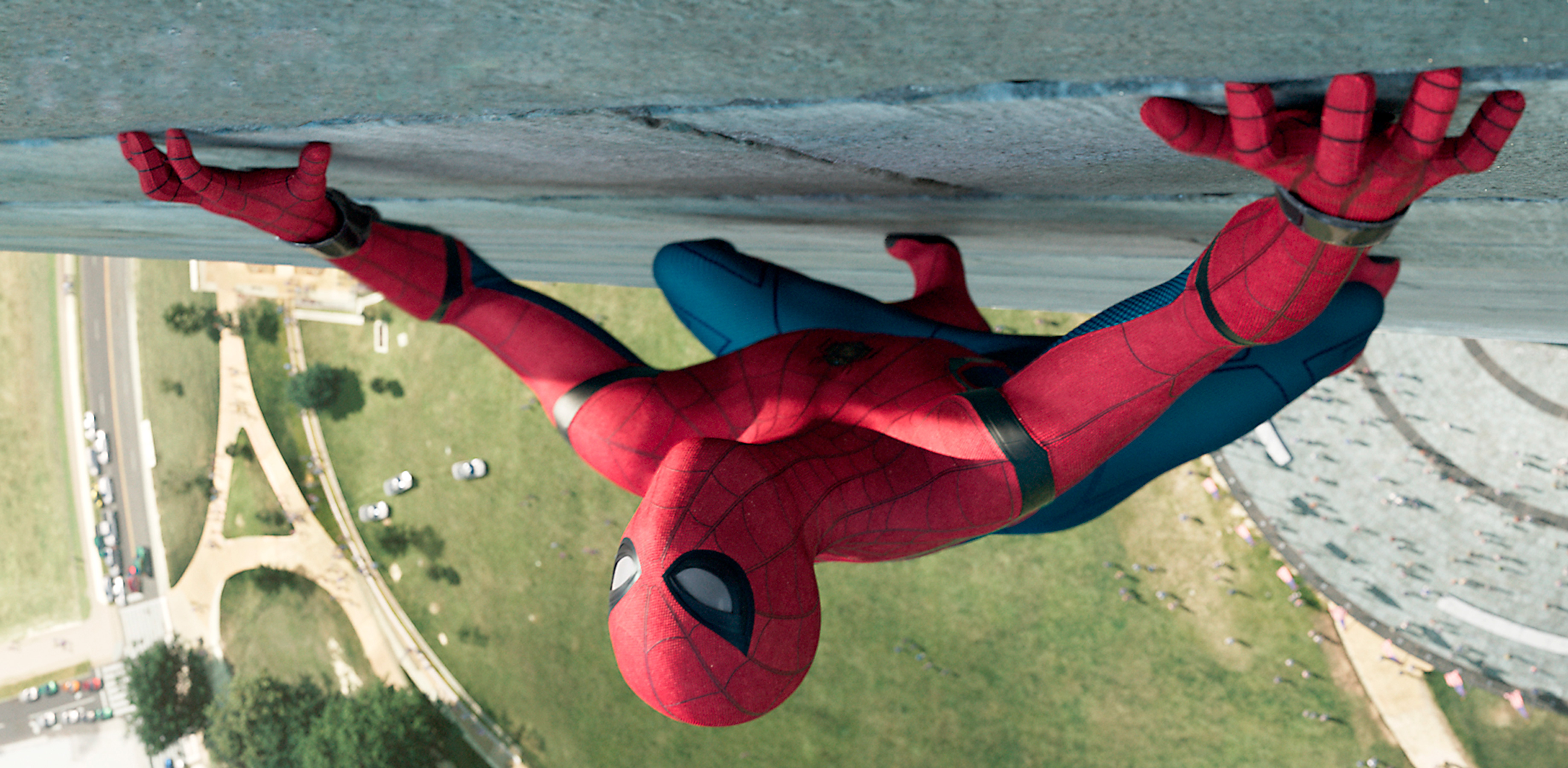 111 Spider Man Homecoming HD Wallpapers Background Images 3673x1800