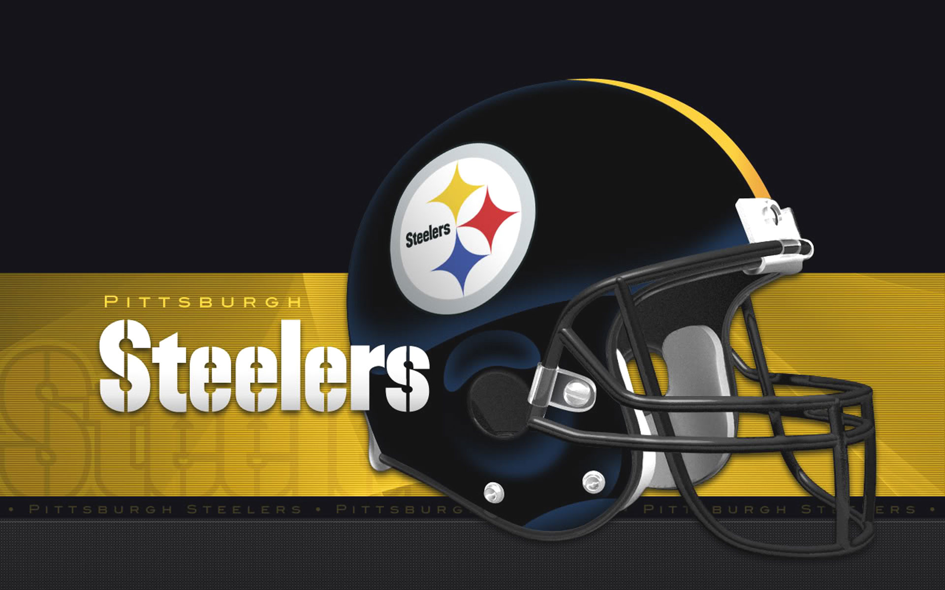Steelers wallpaper background image Pittsburgh Steelers wallpapers 1920x1200