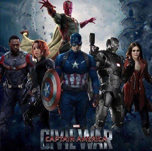 Avengers civil war wallpaper wallpapersafari - Avengers civil war wallpaper ...