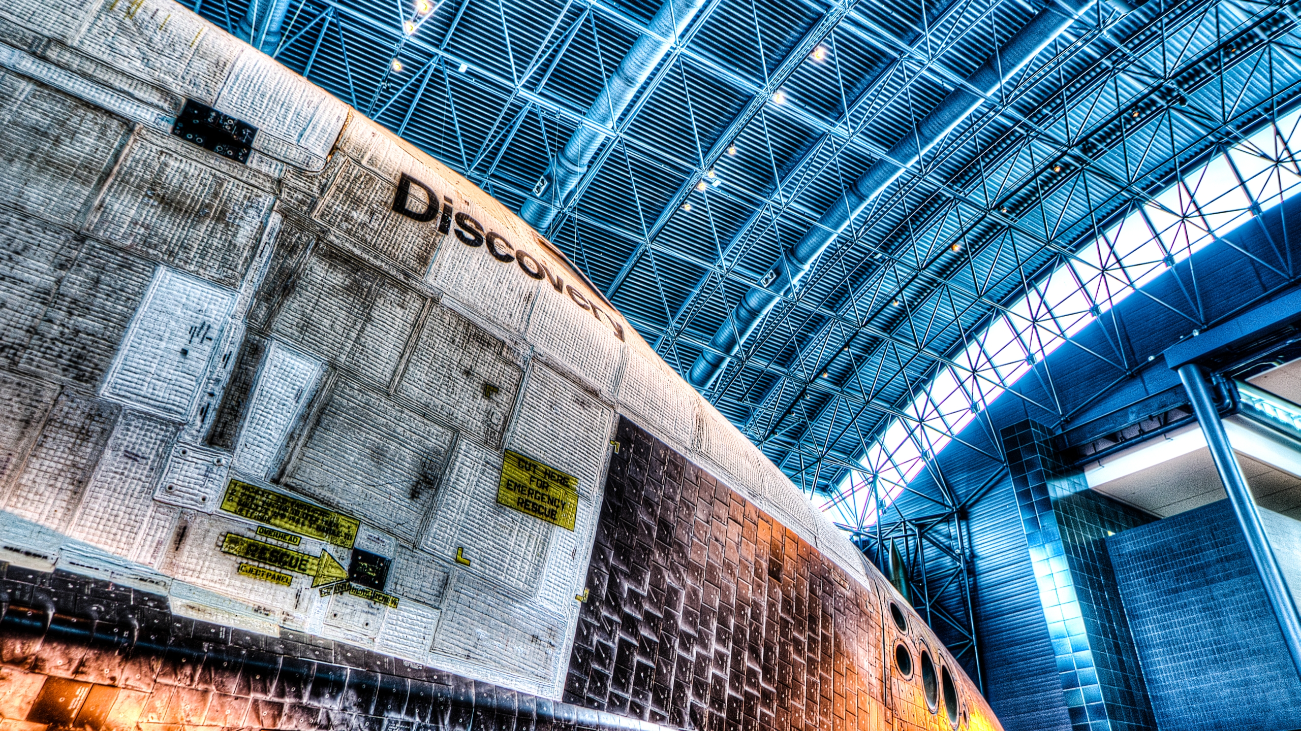 Space Shuttle Computer Wallpapers, Desktop Backgrounds | 2560x1440 ...