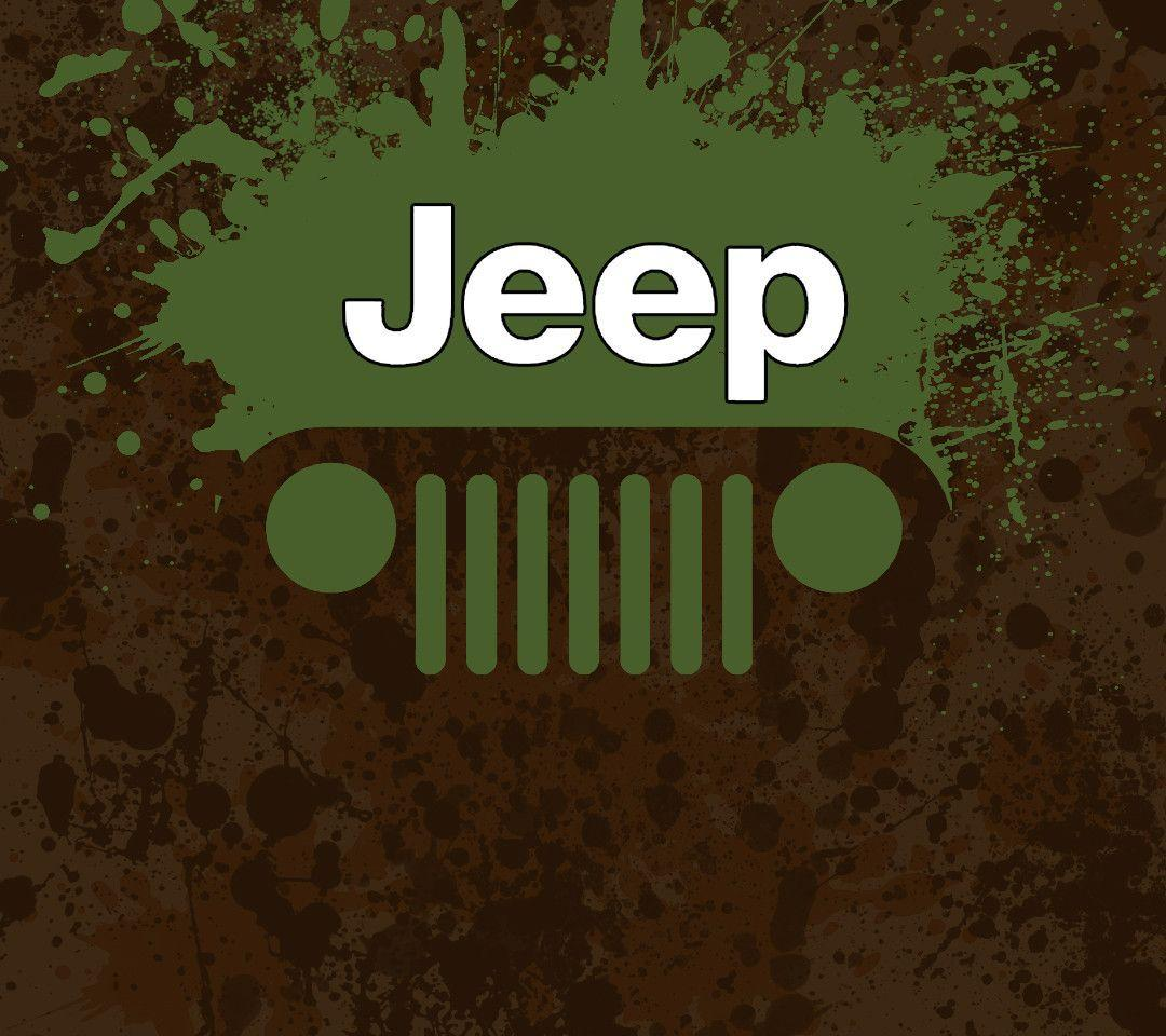 Jeep Logo Wallpapers 1080x960