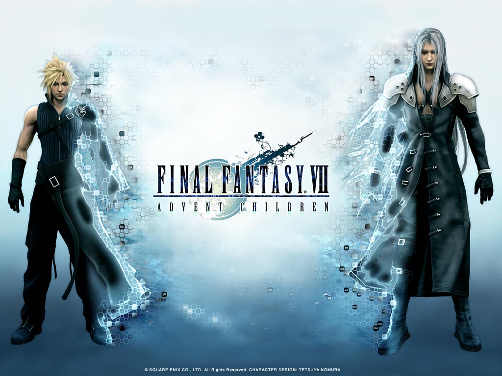 Labels Final Fantasy Wallpapers Movie Wallpapers 1024x768