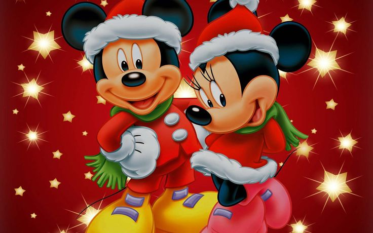 mickey mouse new years wallpaper hd4wallpapernet 736x460