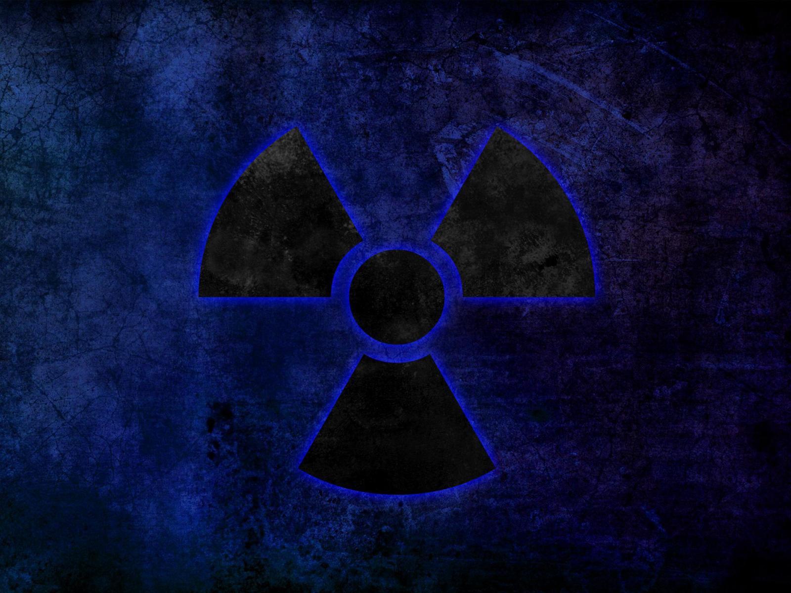 Nuke Wallpaper Blue and black nuke wallpaper 1600x1200