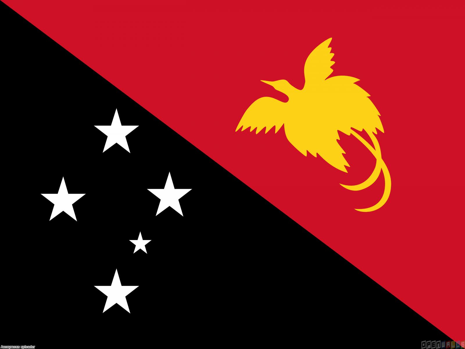 papua new guinea flag Papua new guinea flag wallpaper 20176 1600x1200
