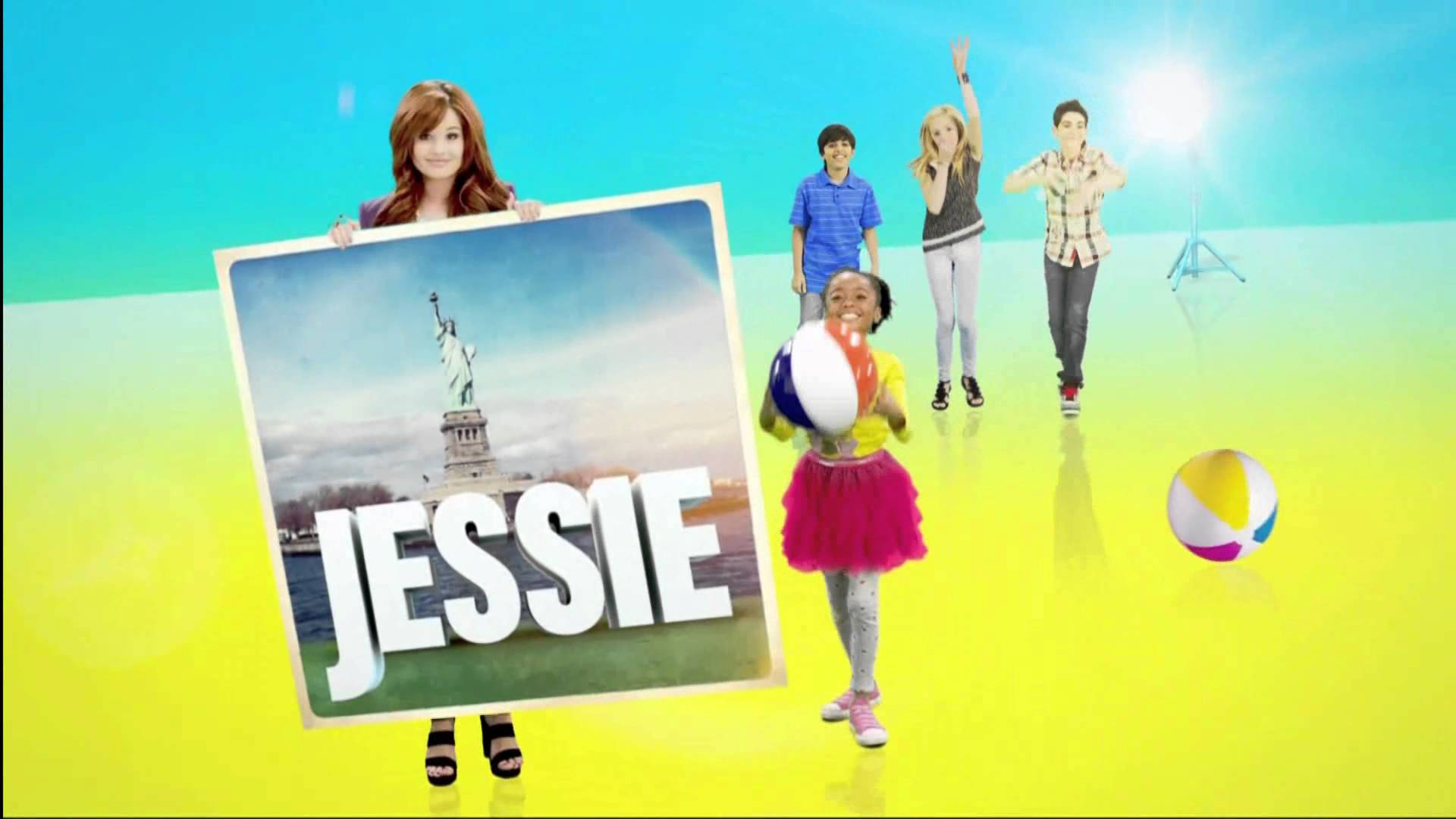 Disney Jessie Wallpaper Disney Channel uk hd Jessie 1920x1080