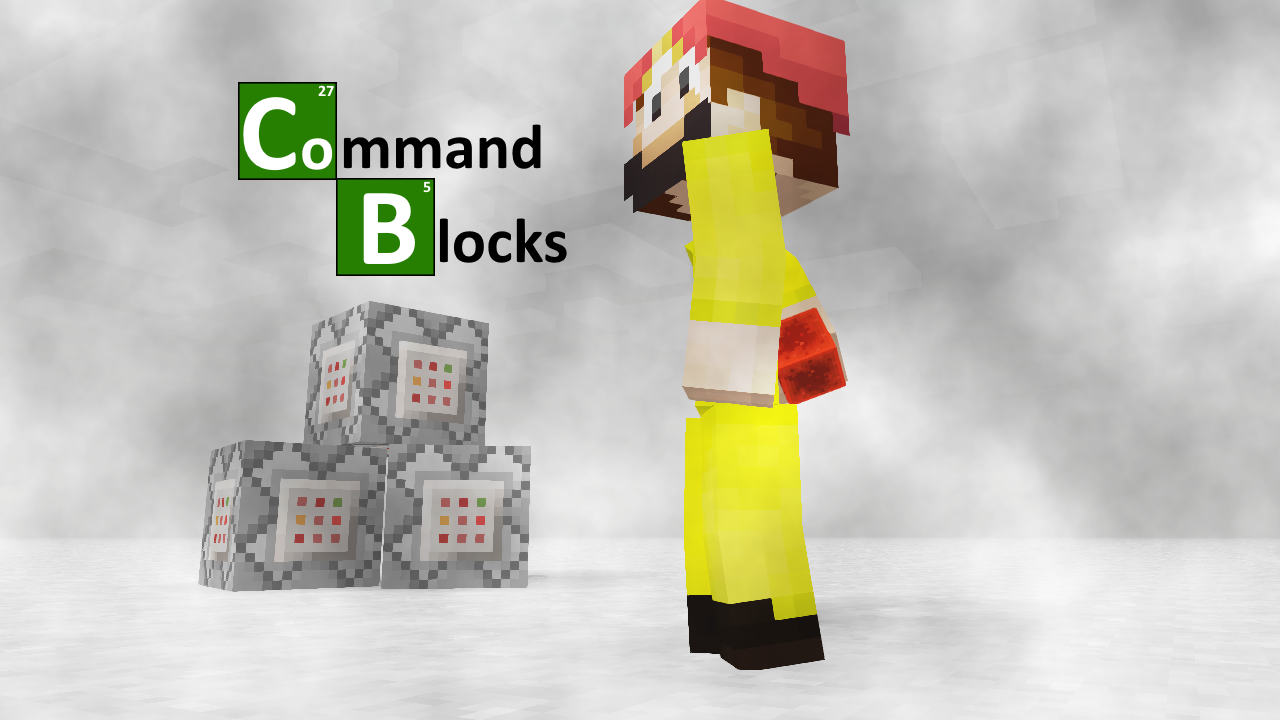 Command Blocks wallpaper   Wallpapers and art   Mine imator forums 1280x720