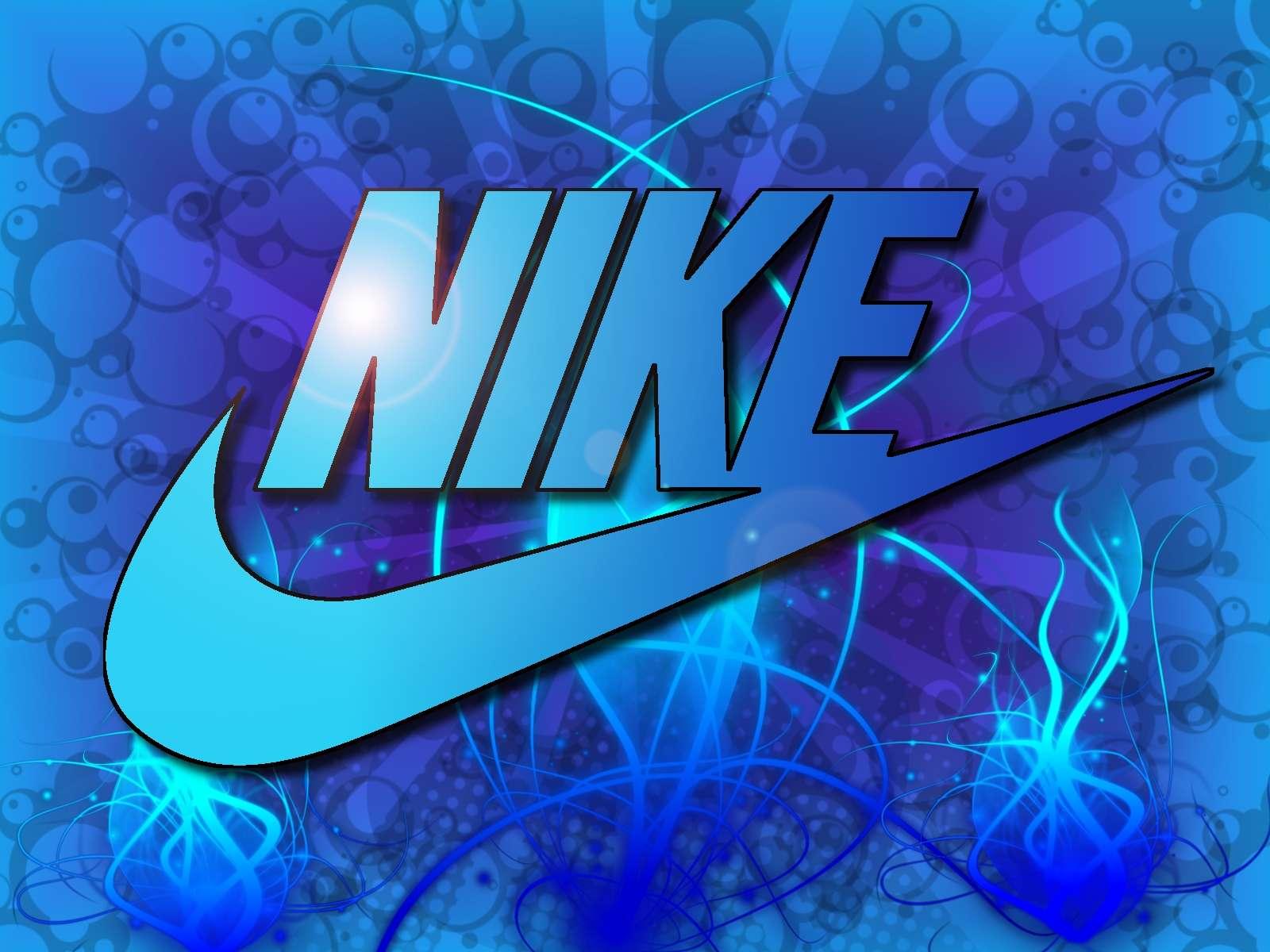 Blue Nike Wallpaper 1600x1200