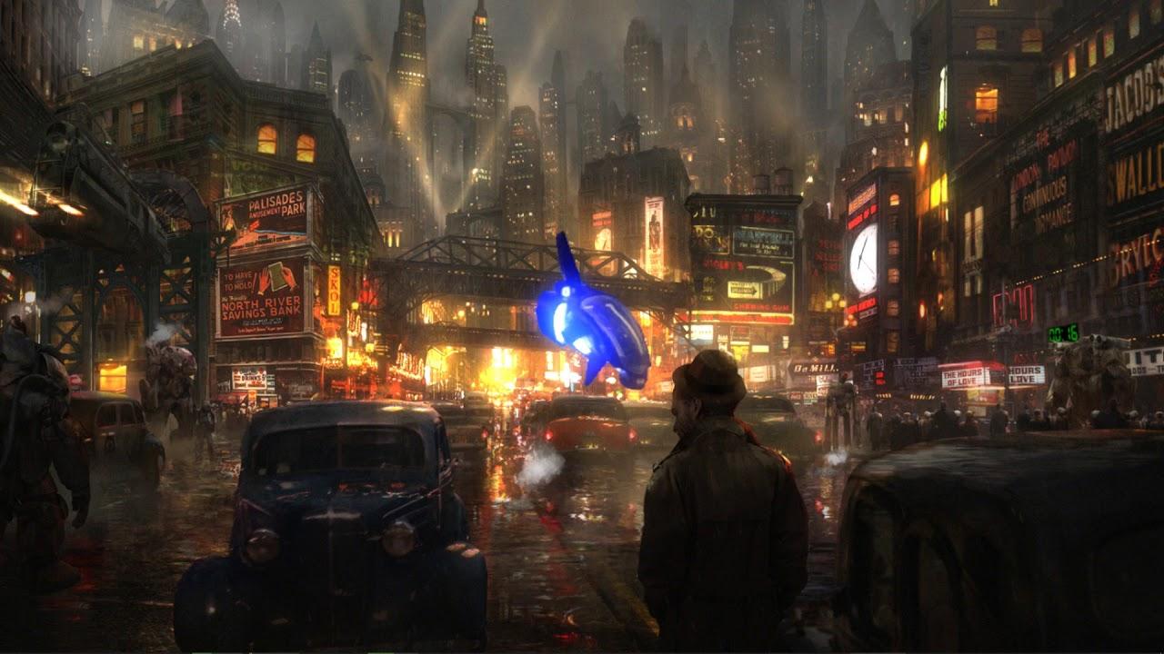 Steam Community Video Dystopia   Wallpaper Engine 1280x720