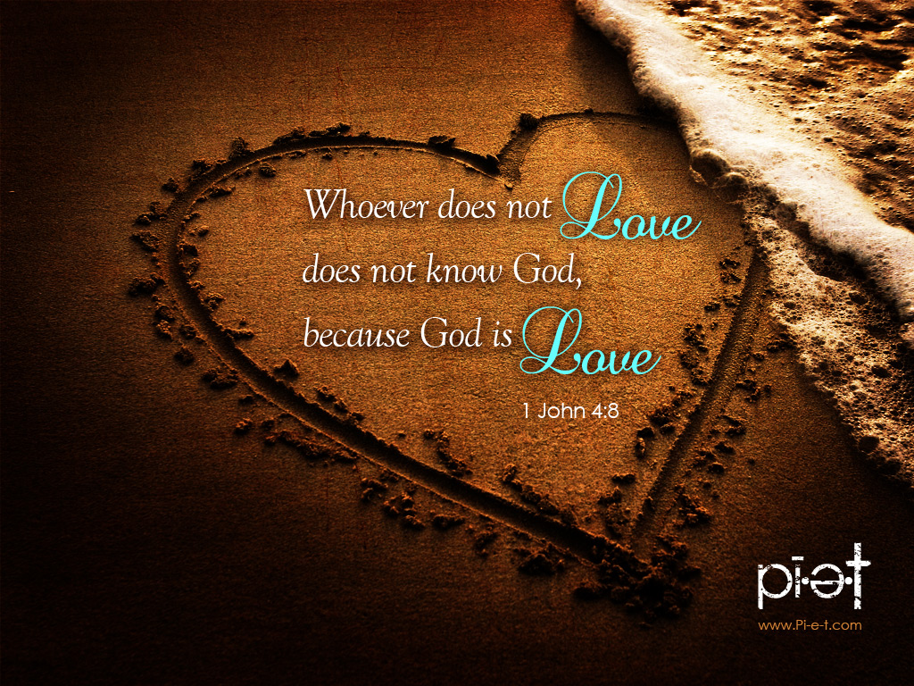God Is Love Wallpaper   Christian Wallpapers and Backgrounds 1024x768