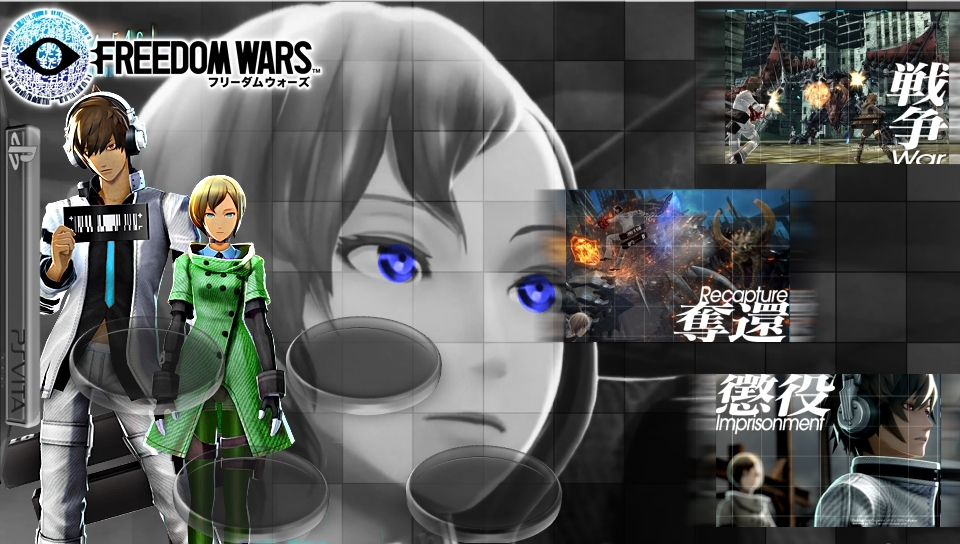 Freedom Wars Death is the Freedom Life Isnt by Dusean17 960x544