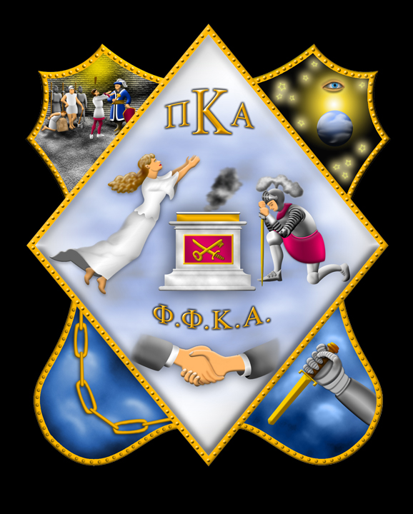 Pi Kappa Alpha Wallpaper 2nd pi kappa alpha crest by 578x720