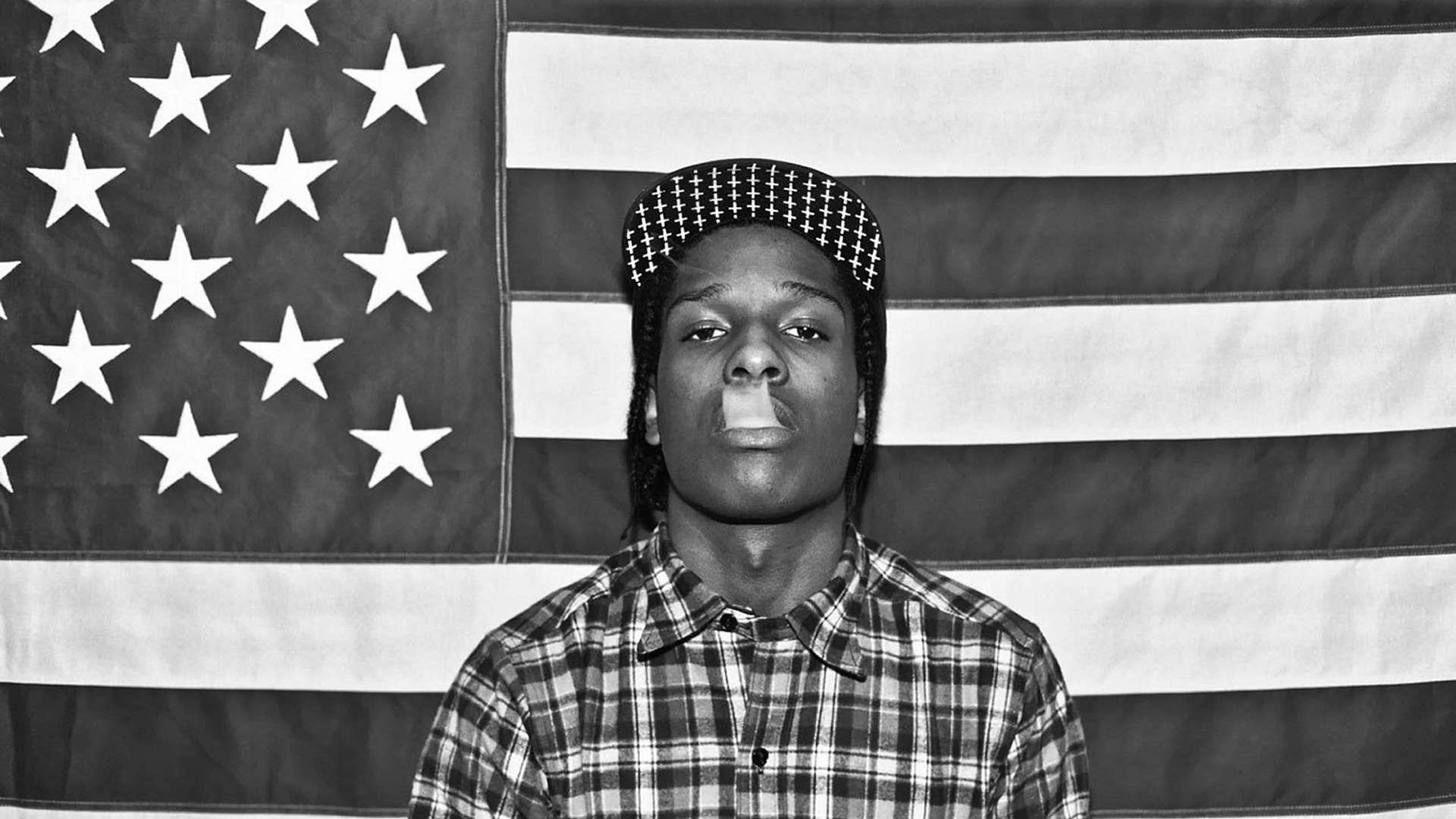 Wallpaper Smoke Rocky American Rap Hd Wallpaper 1080p Upload at July 1920x1080