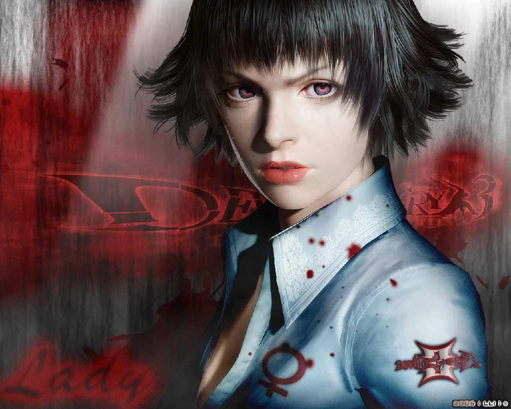 Devil May Cry Pretty Girl wallpaper   Devil May Cry Wallpaper 1024x819
