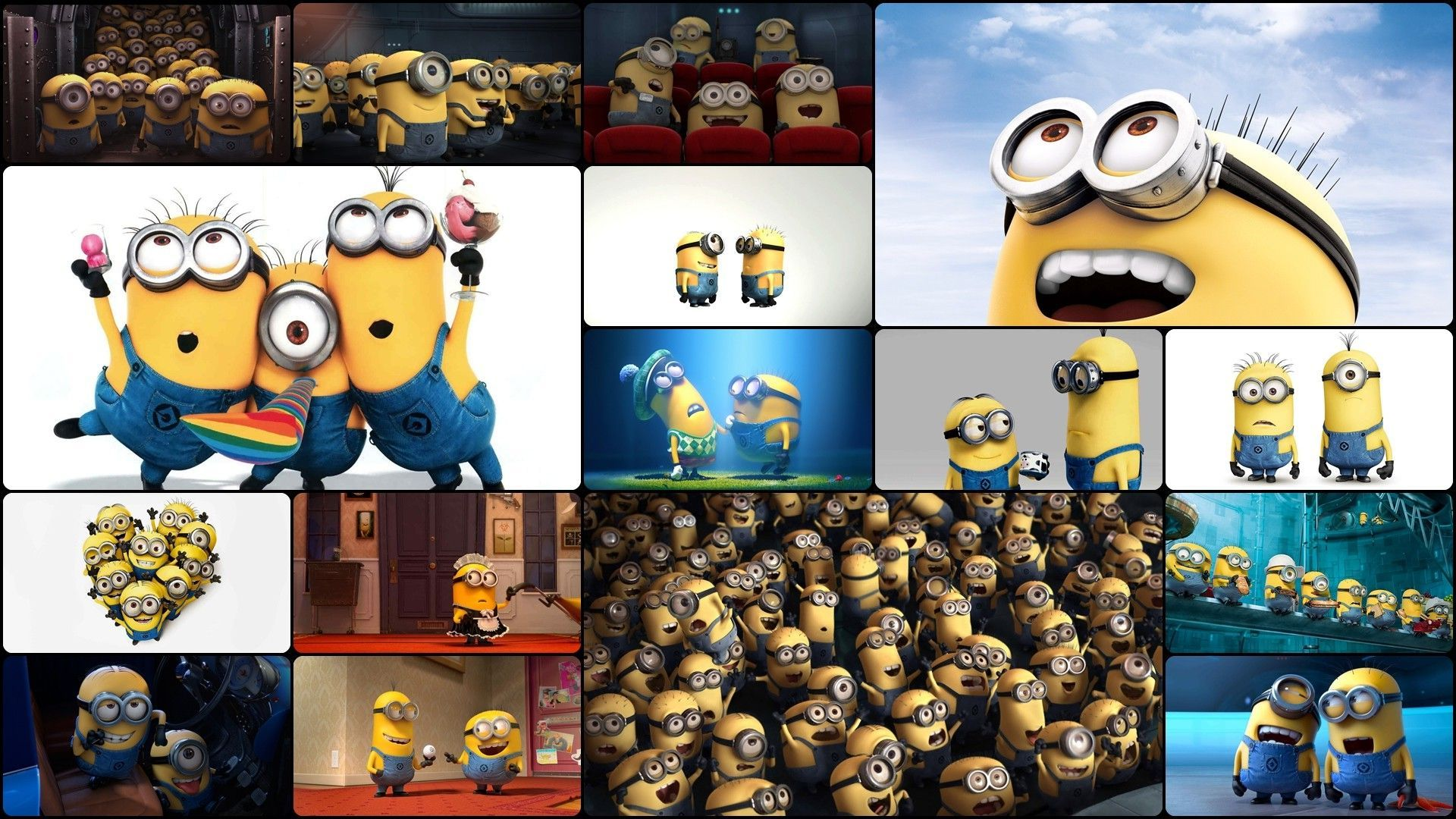 Wallpapers Minions Despicable Me HD - WallpaperSafari
