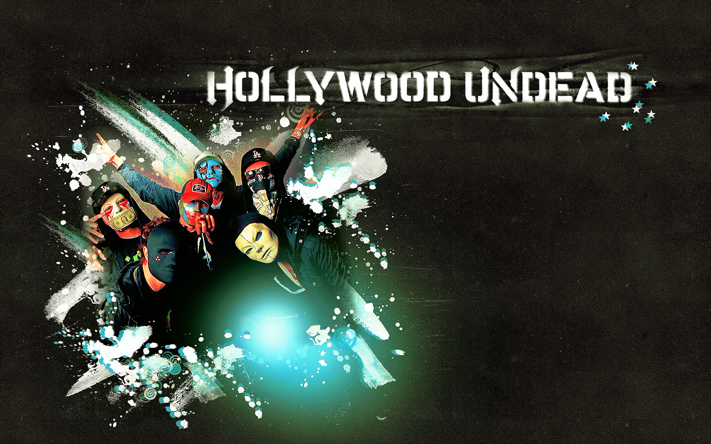 Hollywood Undead Wallpaper by Tunity 1440x900