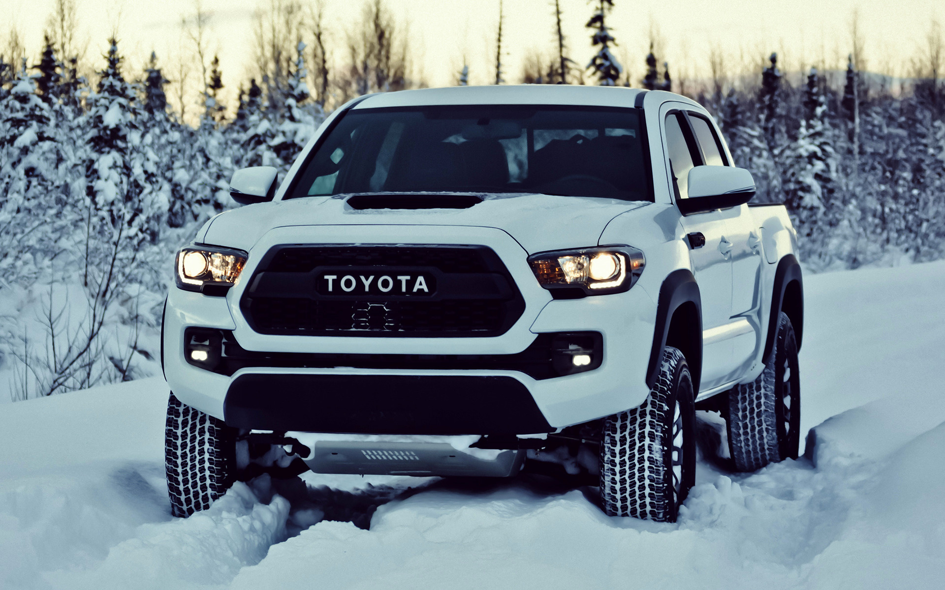 2017 Toyota Tacoma TRD Pro Double Cab   Wallpapers and HD Images 1920x1200