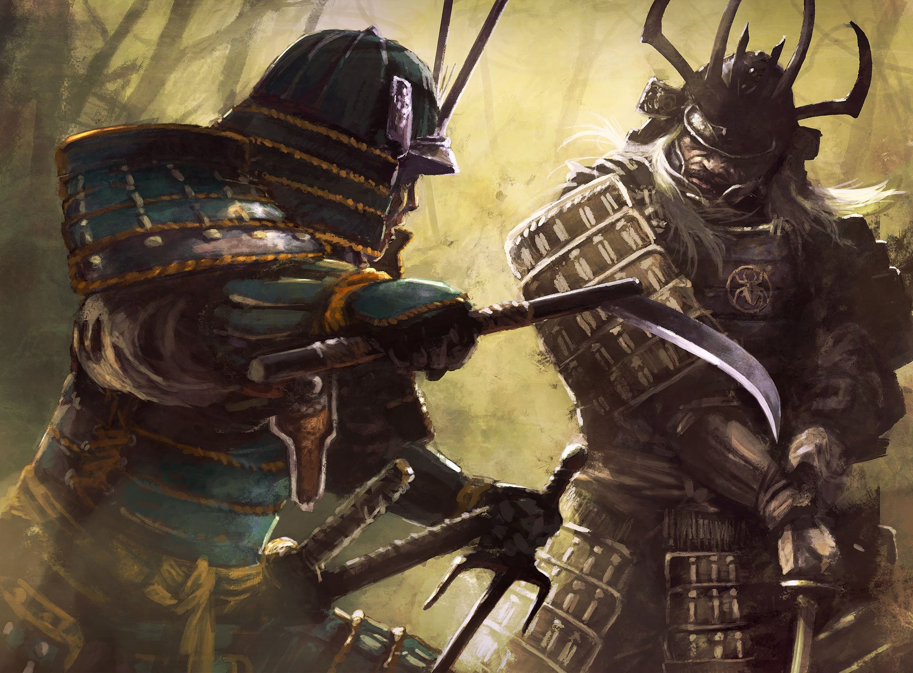 SAMURAI Samurai Samurai Tattoo and Samurai Armor 1800x1327