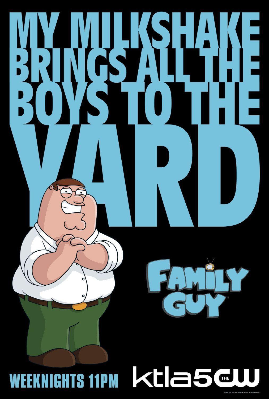 Family Guy Family Guy Promotional Poster Peter 1013x1500