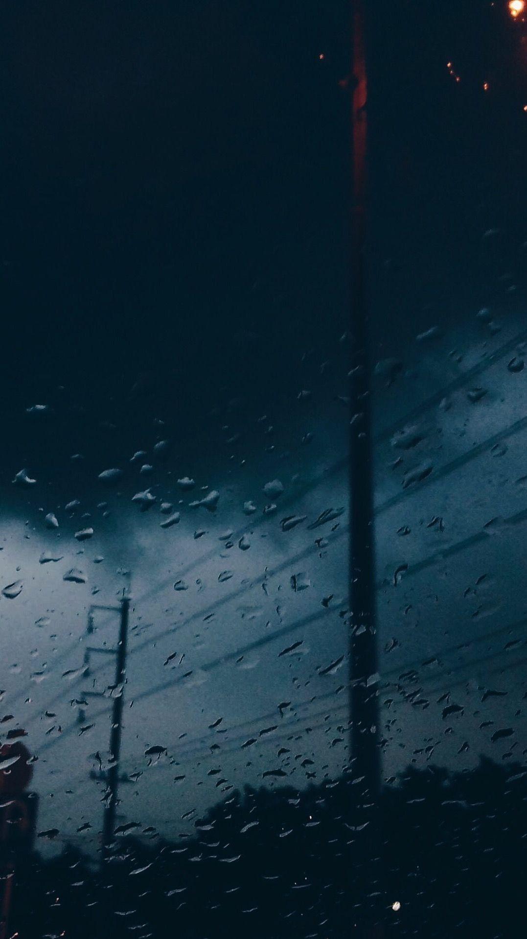 Rain love Rain wallpapers Sky aesthetic Aesthetic wallpapers 1077x1917